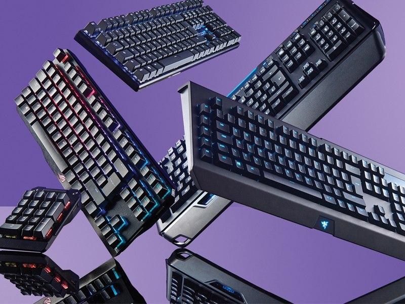 راهنمای خرید کیبورد کامپیوتر یا صفحه کلید کامپیوتر