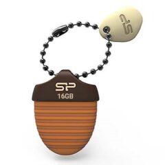 فلش مموری سیلیکون پاور مدل Touch T30 ظرفیت 16 گیگابایت