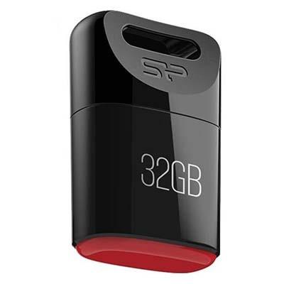 فلش مموری سیلیکون پاور مدل Touch T06 ظرفیت 32 گیگابایت