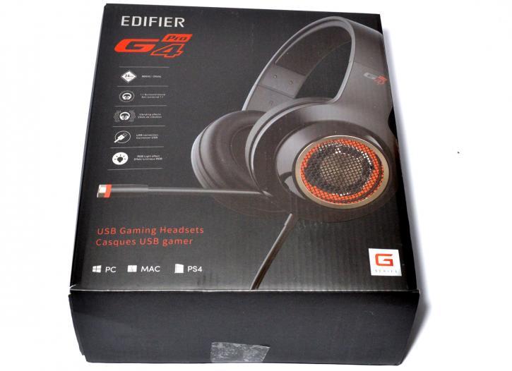 هدست گیمینگ ادیفایر مدل Edifier G4 Pro