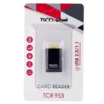 کارت خوان تسکو مدل TCR 953