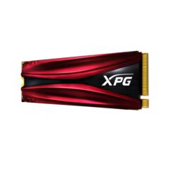 حافظه SSD ایکس پی جی S11 Pro M.2 2280 ظرفیت 512 گیگابایت همراه heatsink