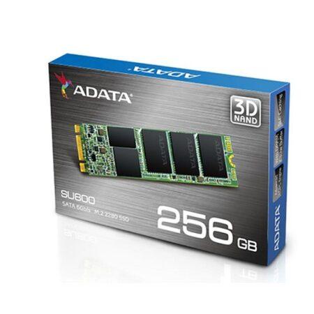 اس اس دی اینترنال ای دیتا مدل ADATA SU800 M.2 ظرفیت 256 گیگابایت
