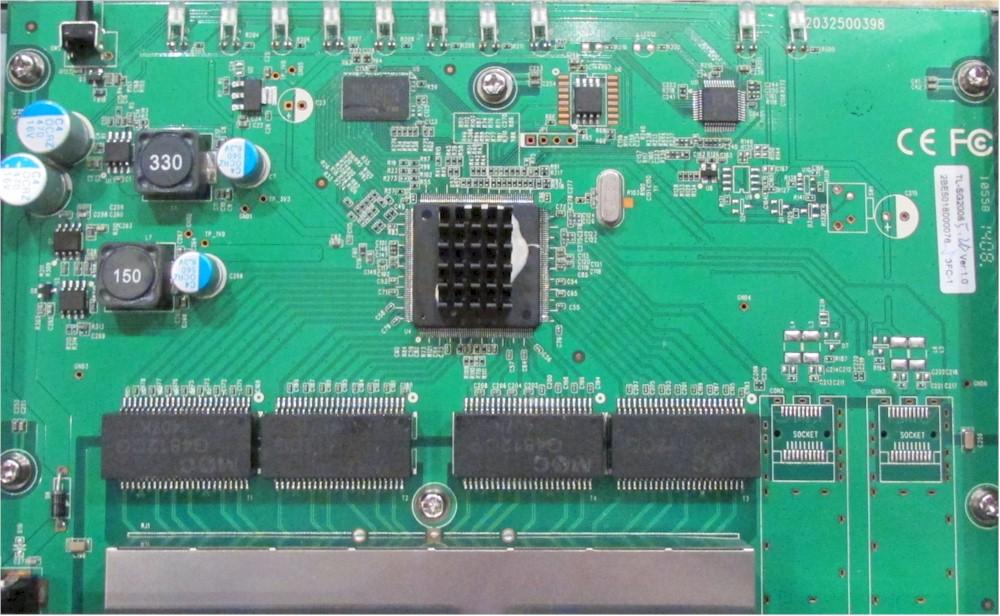 SG2008 Main Board