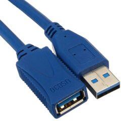 کابل افزایش طول USB پی نت