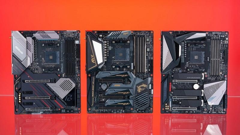 7 تا از بهترین مادربردهای AMD سال 2021