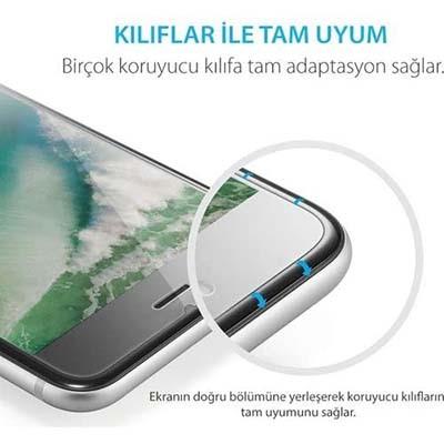 گلس گوشی انکر مدل A7472H01 مناسب برای گوشی موبایل اپل Iphone 7 Plus