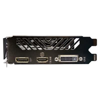 کارت گرافیک گیگابایت مدل GeForce GTX 1050 Ti OC 4G