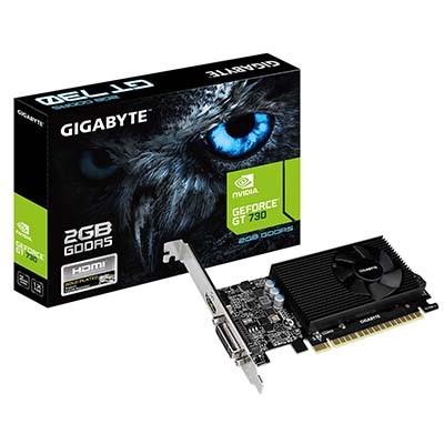 کارت گرافیک گیگابایت مدل GeForce GT 730