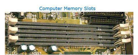 اسلات کارت حافظه چیست؟ کامپیوتر شما چند اسلات رم دارد؟