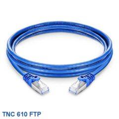 کابل شبکه CAT6 تسکو TNC 610 CCF به طول 1 متر