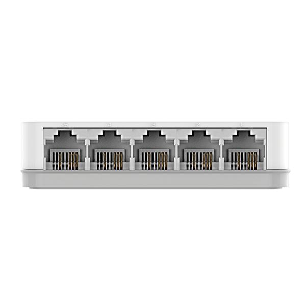 سوئیچ 5 پورت 10/100 Mbps دی لینک مدل DES-1005C