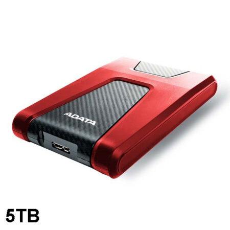 هارد اکسترنال 5 ترابایت ای دیتا HD650