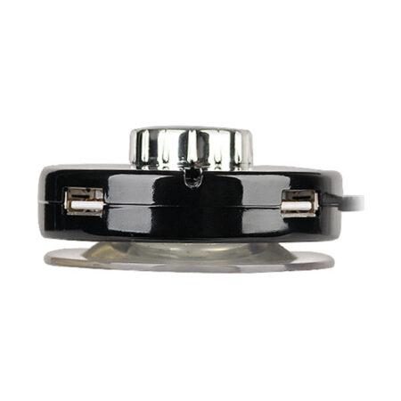 هاب ۴ پورت USB 2.0 ای فورتک HUB-66