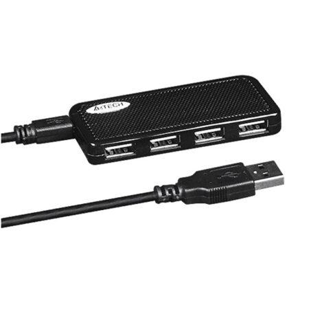 هاب ۴ پورت USB 2.0 ای فورتک HUB-64