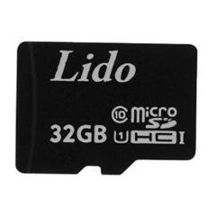 کارت حافظه microSDHC لیدو کلاس 10 استاندارد UHS-I U1 ظرفیت 32 گیگابایت