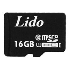 کارت حافظه microSDHC لیدو کلاس 10 استاندارد UHS-I U1 ظرفیت 16 گیگابایت