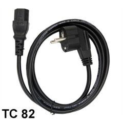 کابل برق معمولی کامپیوتر تسکو TC 82