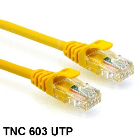 کابل شبکه CAT6 تسکو TNC 603 CCU به طول 0.3 متر