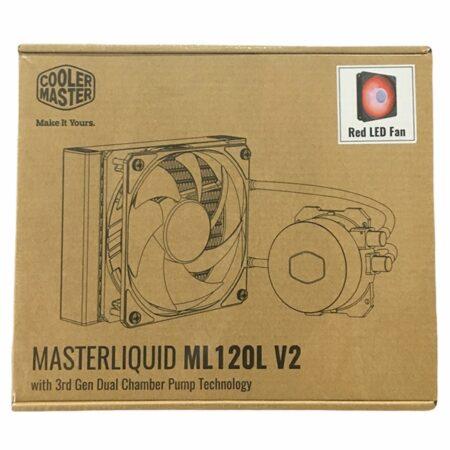 خنک کننده پردازنده کولر مستر MASTERLIQUID ML120L V2