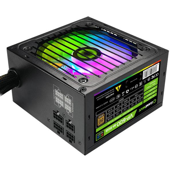 پاور کامپیوتر گیممکس VP-600-RGB