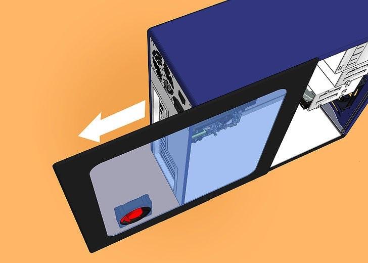 نحوه نصب کارت PCI