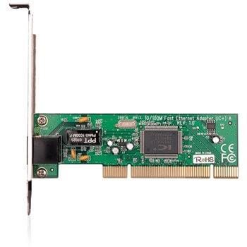 کارت شبکه TP-LINK TF-3200 10/100Mbps PCI Network Adapter