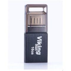 فلش Viking Man VM-107 k USB Flash Memory-16g