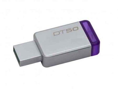 فلش Flash kingston DataTraveler DT50 32GB