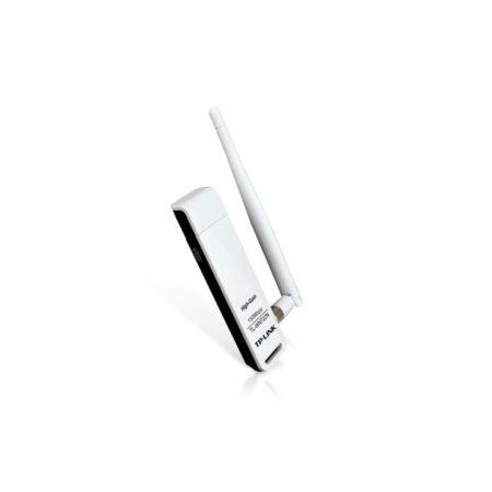 کارت شبکه TP-LINK TL-WN722N 150Mbps High Gain Wireless USB Adapter