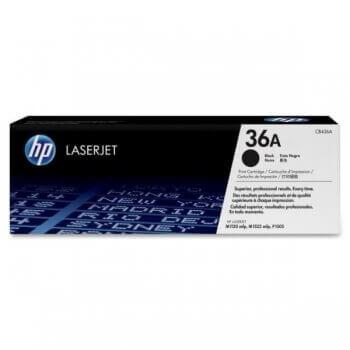 کارتریچ HP 36A Black Toner