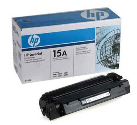 کارتریچ HP 15A Black Toner