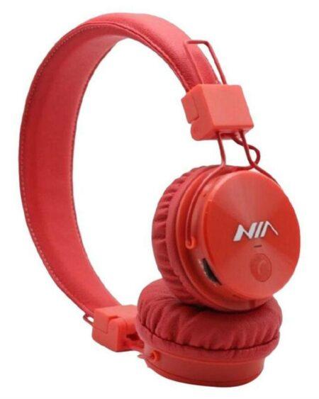 هدفون NIA X3 Headphone-red