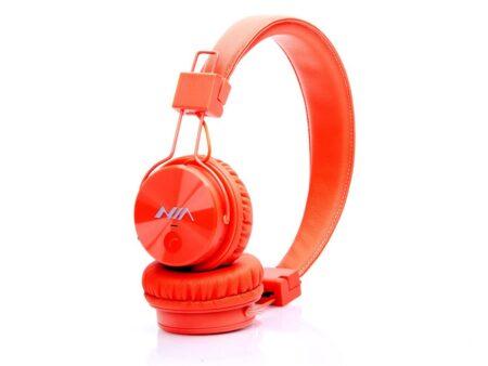 هدفون NIA X3 Headphone-orange