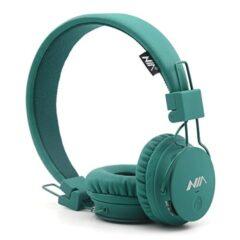 هدفون NIA X3 Headphone-green