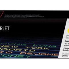 کارتریچ HP 128A Yellow Print