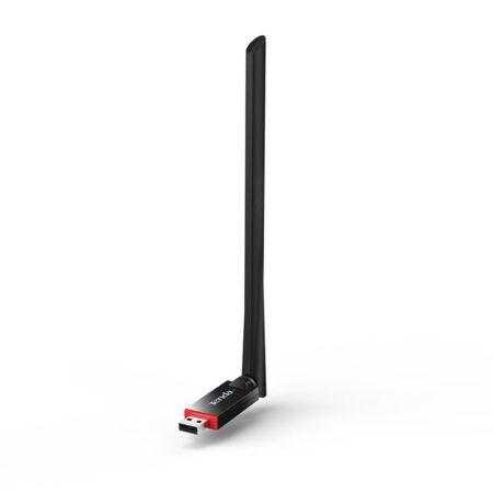 کارت شبکه وایرلس و USB تندا مدل U6 Wireless N300 High Gain USB