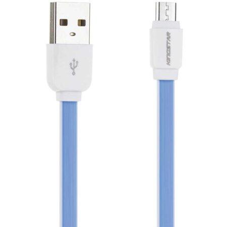 کابل تبدیل USB به microUSB کینگ استار مدل KSX7 A طول 1 متر