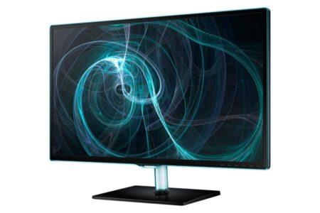 مانیتور Samsung S24D395H PLUS Led Monitor
