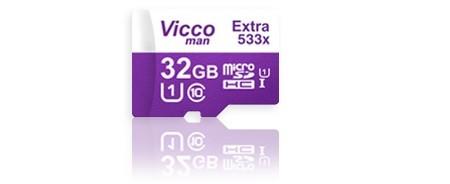 کارت حافظه ویکومن مدل Extra 533X کلاس 10 ظرفیت 32 گیگابایت