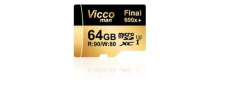 کارت حافظه ویکومن مدل Final 600x کلاس 10 ظرفیت 64 گیگابایت
