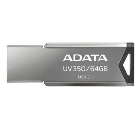 فلش مموری ای دیتا مدل UV350 ظرفیت 32 گیگابایت مشکی