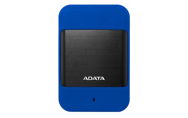 هارددیسک اکسترنال ADATA مدل HD700 ظرفیت 1 ترابایت آبی