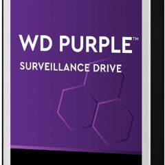 هارددیسک اینترنال 1 ترابایتی وسترن دیجیتال مدل Purple WD10PURZ