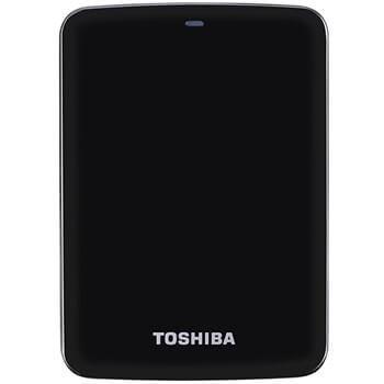 هارد Toshiba Stor.e Canvio External Hard Drive - 2TB
