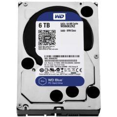هارد Western Digital Blue WD60EZRZ Internal Hard Drive - 6TB