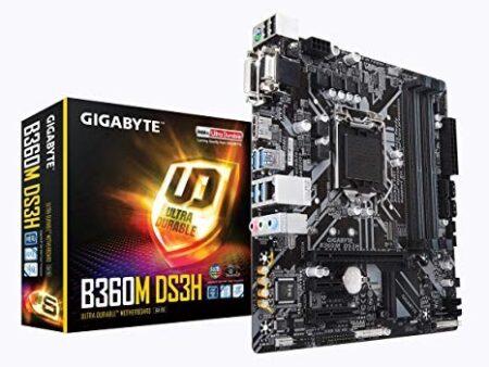 مادربرد گیگابایت مدل B360M DS3H