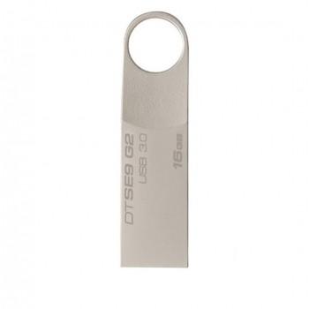 فلش مموری کینگستون مدل DTSE9 G2 USB 3.0 ظرفیت 16 گیگابایت