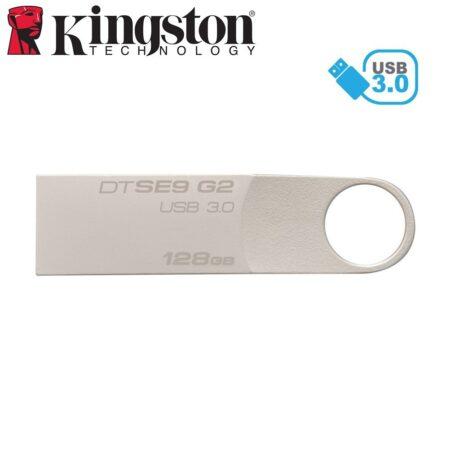 فلش مموری کینگستون مدل DTSE9 G2 USB 3.0 ظرفیت 128گیگابایت