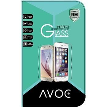 گلس Avoc Transparent Full Cover Glass Screen Protector For Samsung Galaxy Note 7